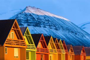 La magia del Ártico en Noruega, Vesteralen y Lofoten: auroras, ballenas y crucero Hurtigruten