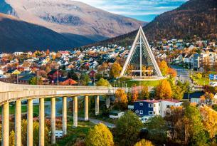 Laponia finlandesa, Cabo Norte e Islas Lofoten a tu aire en coche de alquiler
