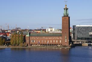 Escandinavia a tu aire: las cuatro capitales en tren y ferry