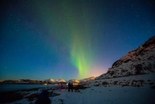 Auroras boreales en Tromso y Kirkenes
