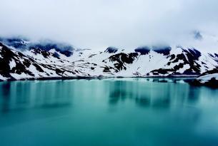 Noruega: los fiordos en invierno a tu aire en transporte público