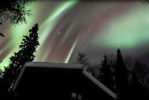Laponia Rovaniemi Aldea de Papá Noel en grupo