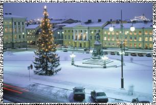 Fin de Año en el Mar Báltico: Estocolmo y Helsinki crucero nocturno