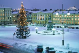 Mercados navideños a orillas del Mar Báltico