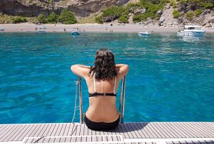 Viaje en velero: Islas Baleares (Mallorca y Menorca)