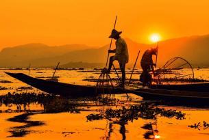 Viaje memorable a Birmania en privado: Mandalay, Yangon, Bagan y el Lago Inle