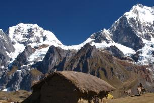 Trekking de Huayhuash