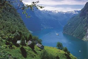 A tu aire: Fiordos y naturaleza de Noruega