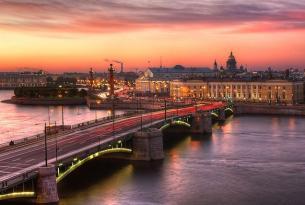 San Petersburgo Imperial - Salidas Garantizadas