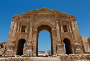 Reino Hashemita de Jordania (Amman, Jerash, Petra, y más...)