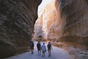 Reino de Jordania (Semana Santa -Salida Especial 30 Marzo desde Barcelona)
