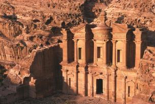 Reino de Jordania y Mar Muerto (Semana Santa - Salida Especial 30 Marzo desde Barcelona)