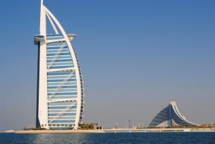Dubai y Abu Dhabi (incluye Visita al hotel Burj Al Arab)