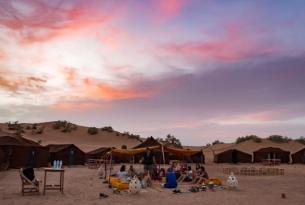 Marrakech y Noche en el Desierto (Erg Lihoudi)