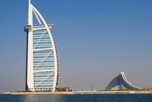 Dubai Fascinante  (Puente Diciembre)