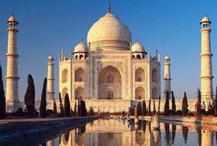 Vive India (Lujo con la Cadena Oberoi en Delhi, Jaipur y Agra)