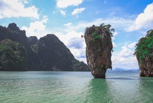 Bangkok Cultural y playas de Phuket