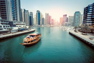 Invierno de Lujo en Dubai