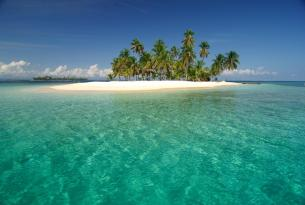 Caribe panameño: Ciudad de Panamá, Bocas del Toro y San Blas