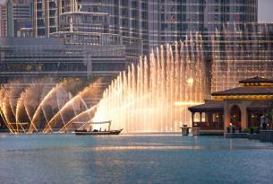 Vive los Emiratos (incluye visita de día completo a Dubai y Abu Dhabi)