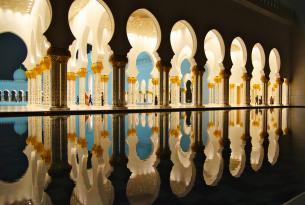 Emiratos mágicos: Dubai,Abu Dhabi,Sharja y Fujeirah
