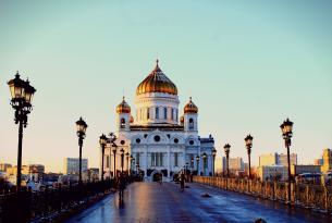 """Rusia Cultural """"Deluxe"""" (Moscú y San Petersburgo)"""