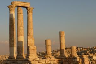 Leyendas de Jordania (Salidas Garantizadas sin aéreos)