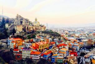 Azerbaiyán y Georgia Cultural (9 días)