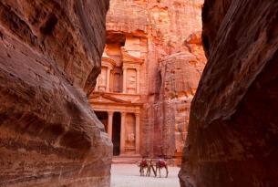 Jordania y Jerusalén: una combinación exótica