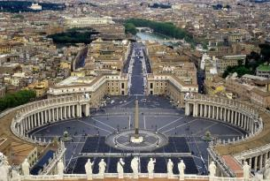 Escapada a Roma (con visita a Napoles y Pompeya)