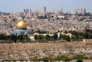 Lo Mejor de Jordania y Jerusalén (Salidas Garantizadas en grupo)