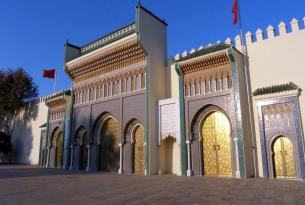 Marruecos: de Fez a Ouarzazate por kasbahs y dunas