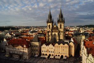 Escapada a Praga (con visitas incluidas)