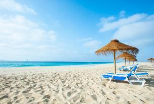 """Cabo Verde en """"todo Incluido"""": Isla de Sal (8 días / 6 noches)"""
