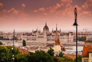 Bellezas de Europa Central (Praga, Viena y Budapest)