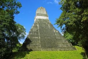 El Triángulo Maya (Guatemala, Honduras y El Salvador)