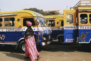 Senegal Étnico 4x4