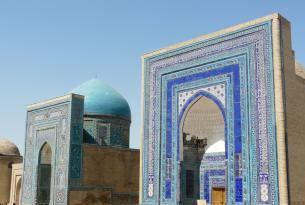 Uzbekistán: la Ruta de la Seda en grupo (8 dias)