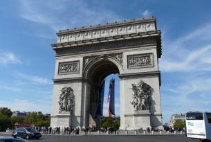 París en grupo desde Barcelona en tren de alta velocidad