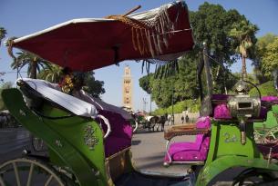 """Marruecos """"low cost"""": Zagora 2 dias (1 noche en jaima del desierto)-sin aéreo-"""