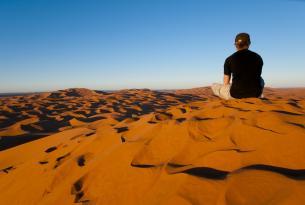 """Viaje en grupo 5 dias  """"low cost"""" al desierto de Merzouga (incluye Jaima en el campamento)-sin aereo -  MARRUECOS"""