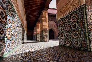 Marruecos:del 02 al 06/12  con velos  Marrakech y desierto en el puente de diciembre (5 días)