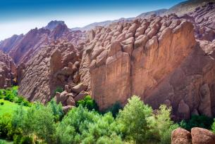 del 23/12 al 30/12 Navidad en Marruecos (combinado Marrakech y desierto), vuelos desde Barcelona