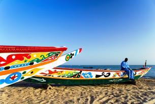 Puente de diciembre en Senegal: desierto y playa