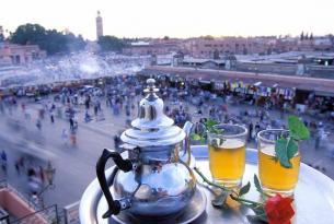 Marruecos Imperiales y Norte (Inicio en Tánger y fin Marrakech)