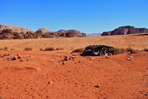 8 dias: Amman, Petra, Wadi Rum & Mar Muerto