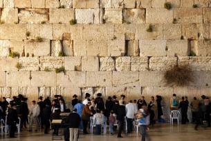Circuito Israel y Jordania