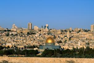 Circuito Israel al completo: Tel Aviv, Galilea, Jerusalén y más