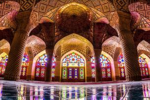 Viaje en Grupo a Irán - León y Sol