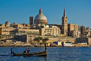 Ruta por Sicilia y Malta